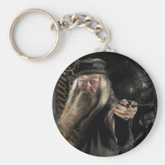 Dumbledoreの原稿のロゴ キーホルダー
