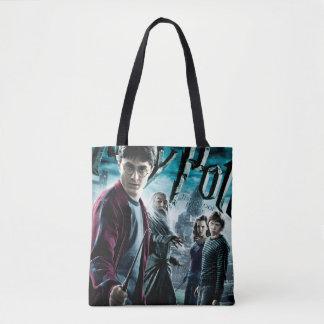 Dumbledore RonおよびHermione 1のハリー・ポッターシリーズ トートバッグ
