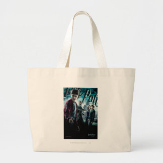 Dumbledore RonおよびHermione 1のハリー・ポッターシリーズ ラージトートバッグ
