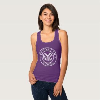 DUMBOのワイシャツ-ブルックリンNYC タンクトップ