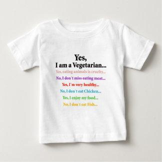 DumbQuestions ベビーTシャツ