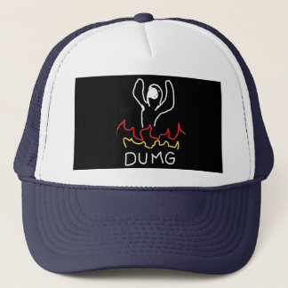 DUMGの帽子 キャップ