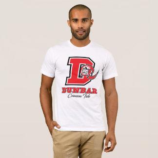 Dunbarの深紅色の潮人のTシャツ Tシャツ