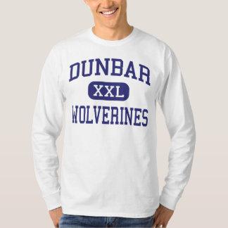 Dunbar -ミシガン州人-高等学校-デイトンオハイオ州 tシャツ