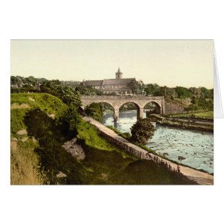 Dunblaneのカテドラル、スターリング、スコットランド カード