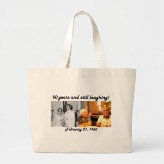 Duran第50のバッグ ラージトートバッグ