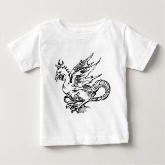 Durerのバジリスク ベビーTシャツ