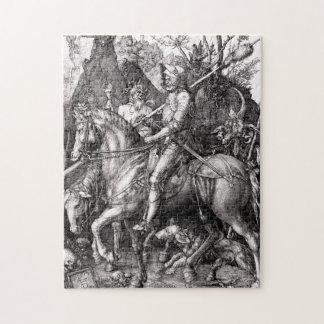Durerの騎士死および悪魔のパズル ジグソーパズル