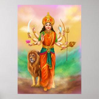 Durgaの女神 ポスター