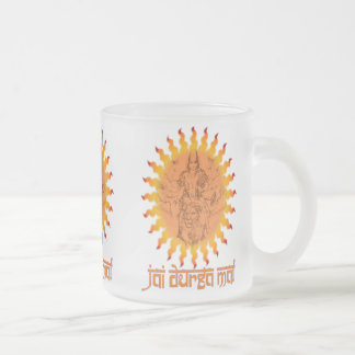 Durga Maのマグ フロストグラスマグカップ