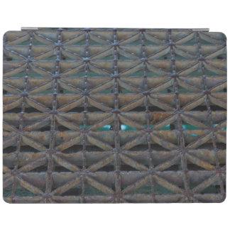Dusable橋抽象芸術 iPadスマートカバー