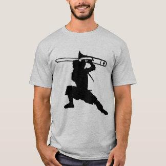 Dutchtownのトロンボーン Tシャツ