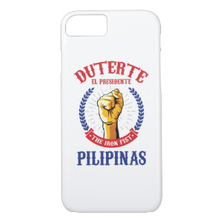 Duterte - El PresidenteのiPhone 7の場合 iPhone 8/7ケース