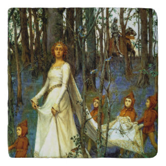DWARVES KNIGHT FAIRYTALE FANTASY森林王女 トリベット