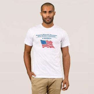 Dwayne Elizondo山の露ハーバートCamacho 2020年 Tシャツ