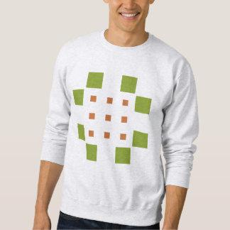 Dylo/白い人の基本的なスエットシャツ スウェットシャツ