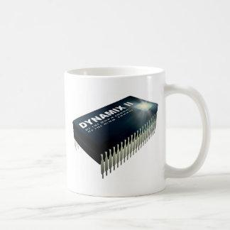 Dynamix IIの破片のコーヒーカップ コーヒーマグカップ