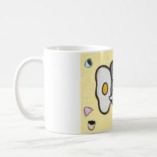 Eのマグ コーヒーマグカップ