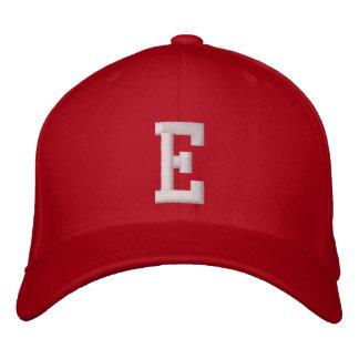 Eの手紙 刺繍入りキャップ