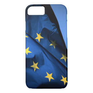 Eの. -欧州連合の旗HD iPhone 8/7ケース