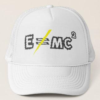 Eは= mc2 -アインシュタインは間違っていました! キャップ