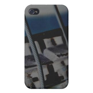 EギターのひものクローズアップiPhone4の箱 iPhone 4/4S ケース