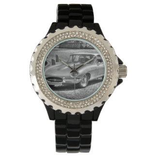 Eタイプジャガー 腕時計