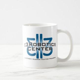 E3ロボット工学のスワッグ コーヒーマグカップ