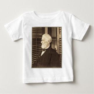 E.ウイルソン著ジェファーソン・デイヴィス同盟の大統領 ベビーTシャツ
