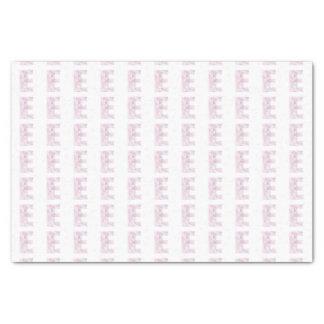 E -低い多三角形-中立ピンクの紫色の灰色 薄葉紙