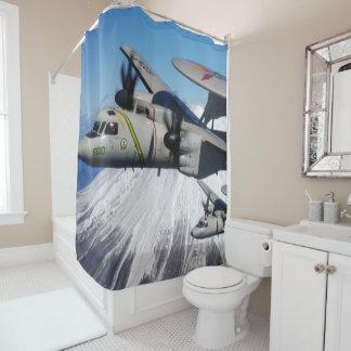 e-2 hawkeye シャワーカーテン