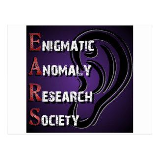 E.A.R.S. -ロゴ ポストカード