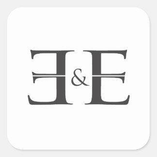 E&Eの爆撃機 スクエアシール