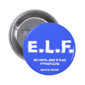 E.L.F. 2009年 5.7CM 丸型バッジ