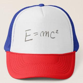 E=MC2 キャップ