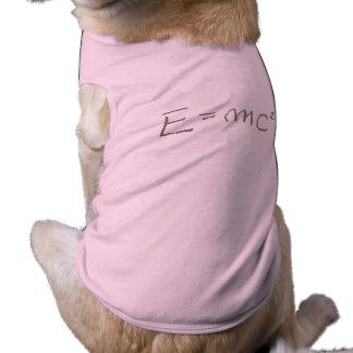 E=MC2 ペット服