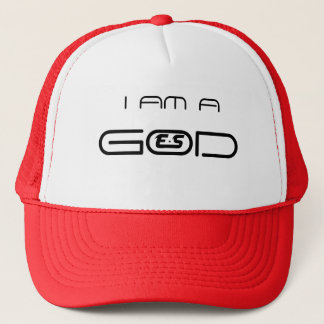 E.Sの「神」の帽子 キャップ