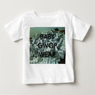 eaff192d0350e1d1c2412ceb357c14caのベビーGWOPの衣服 ベビーTシャツ