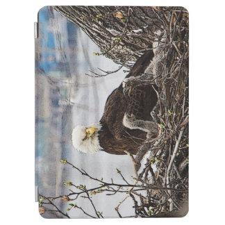 eagletsの大人の白頭鷲 iPad air カバー