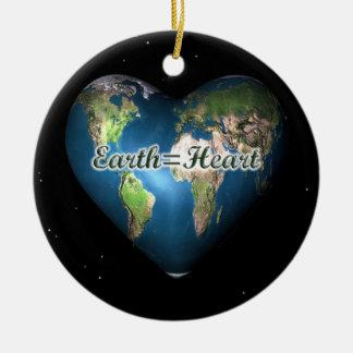 Earth=Heart セラミックオーナメント