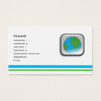Earth Inc. 名刺