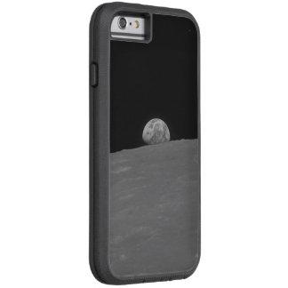 Earthriseアポロ8の代表団のクールな情報通のcasae Tough Xtreme iPhone 6 ケース