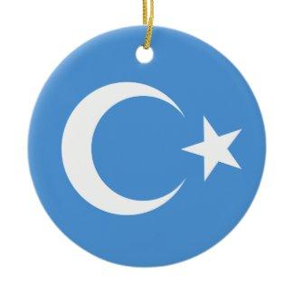 East Turkestan クリスマスオーナメント