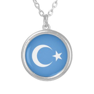 East Turkestan ペンダント