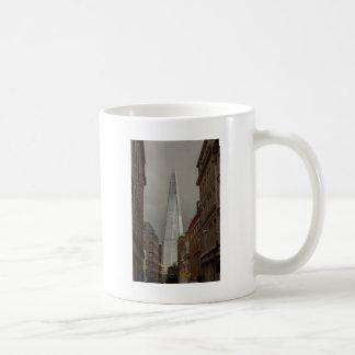 Eastcheapロンドンから見られる破片 コーヒーマグカップ