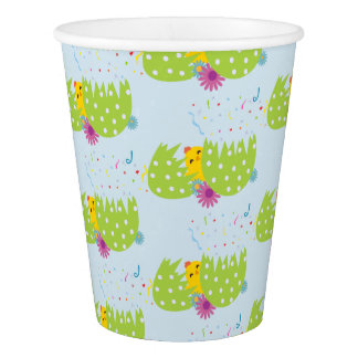 Easter Party Cups 紙コップ