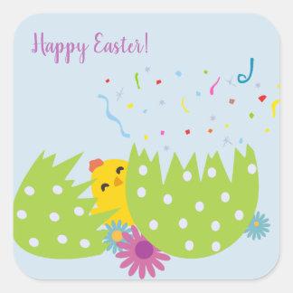 Easter Sticker スクエアシール