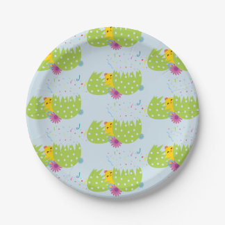 Easter Themed Paper Plates ペーパープレート