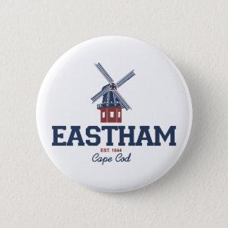 Eastham -ケープコッド 5.7cm 丸型バッジ