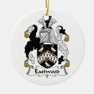 Eastwoodの家紋 セラミックオーナメント